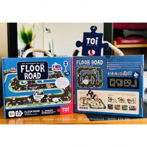 Bộ đồ chơi ghép hình thành phố khổng lồ (hàng TOI chính hãng)